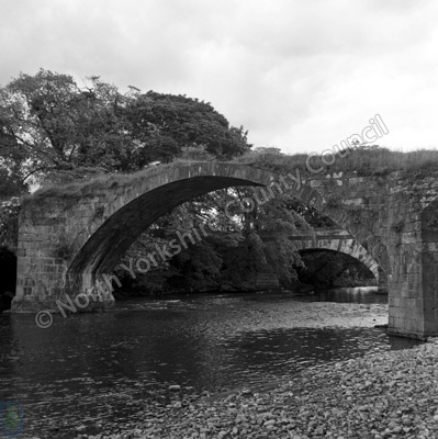 River Hodder, Lower Hodder Bridge, Cromwell Bridge